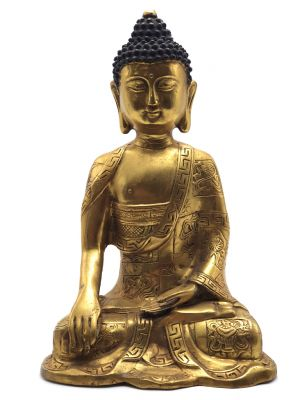 Statue en Bronze Bouddha 3
