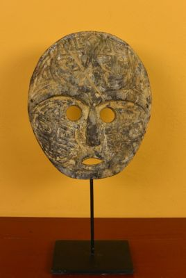 Indonesian Statue Mask Timor