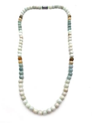 Jade Necklace 90 Beads