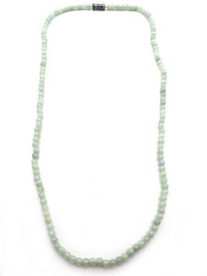 Jade Necklace 135 Jade Beads