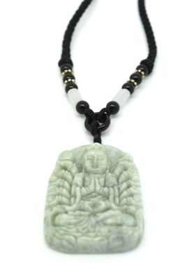 Jade Pendant Buddha thousand hands