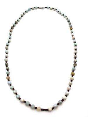 Jade Necklace 64 Beads