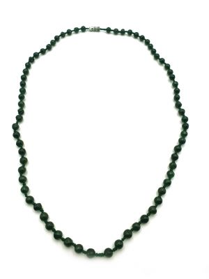 Jade Necklace 62 Beads