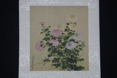 Chinese Paintings to Frame Peony