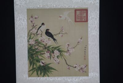 Chinese Paintings to Frame 3 Birds