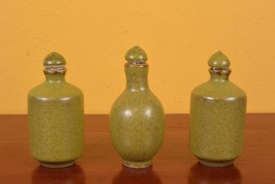 Chinese Chinese SnuffBottles Lot