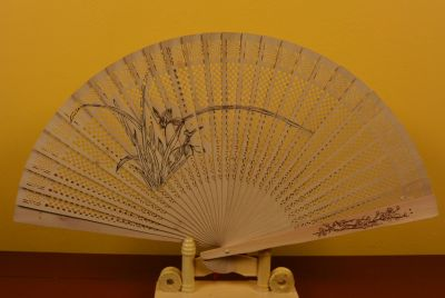 Chinese Hand fan Reed