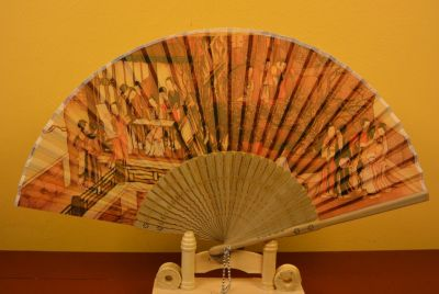 Chinese Hand fan Chinese Art