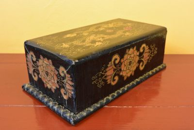 Chinese Lacquer Black box
