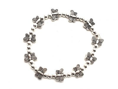 Little Chinese Ethnic Bracelet Butterflies