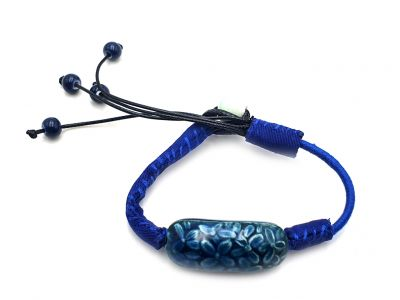 Ceramic jewelry Heaven Collection Bracelet Blue