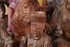 Antiguos Estatuas Chinas