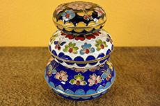 Chinese Cloisonné Boxes | Cloisonné Decoration Online