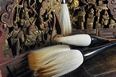 Modern brushes
