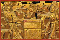 Placas de Madera Dinastia Qing