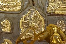 Terracota Estatua Dinastía Tang