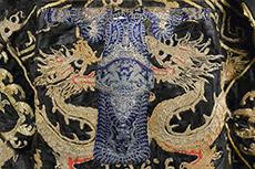 traje antiguo teatro chino