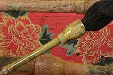 Chinese Jade Brushes