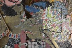 Marionette Wayang Kulit