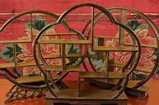 Muebles Asiaticos de madera
