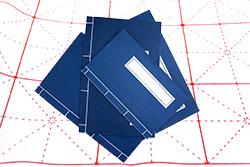 Papeles y cuadernos para caligrafía
