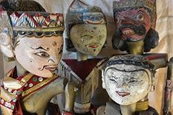 Puppets Wayang Golek
