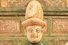 Tang Dynasty Terracotta Statues
