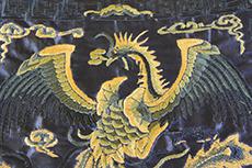 Bordado chino - Ancestros cuadrados - Emblemas de marcas de rango