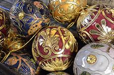 Christmas Decoration Cloisonne