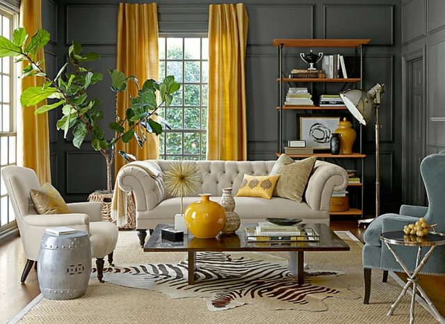 Combining Grey, a Timeless Color for Your Interior, with another Color