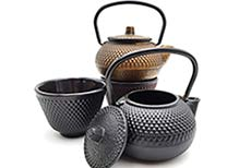 Objetos de té chino - Hierro fundido