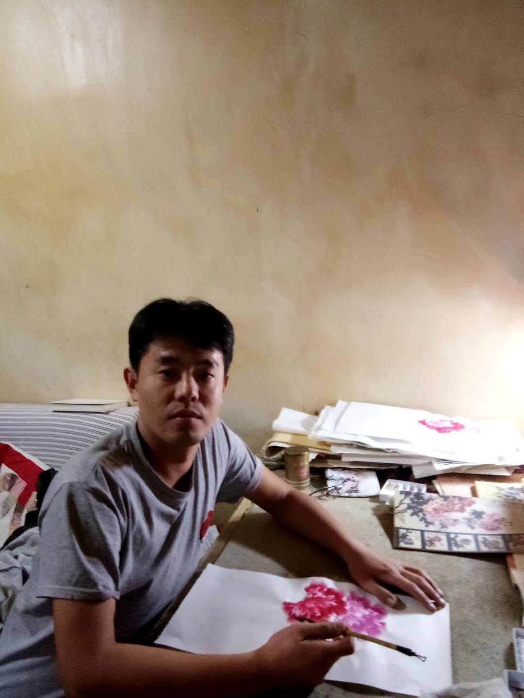 Peinture art chinois