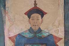 Reproducción antigua - Ancestros Chinos - Dinastía Qing