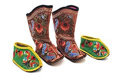 Zapatos de bebé - Minoría china - Miao