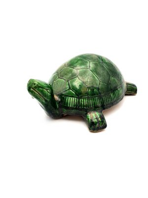Statue Chinoise en terre cuite Tortue