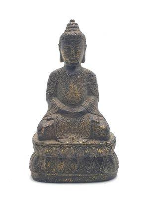 statues en bronze bouddha chinois et thai. Black Bedroom Furniture Sets. Home Design Ideas