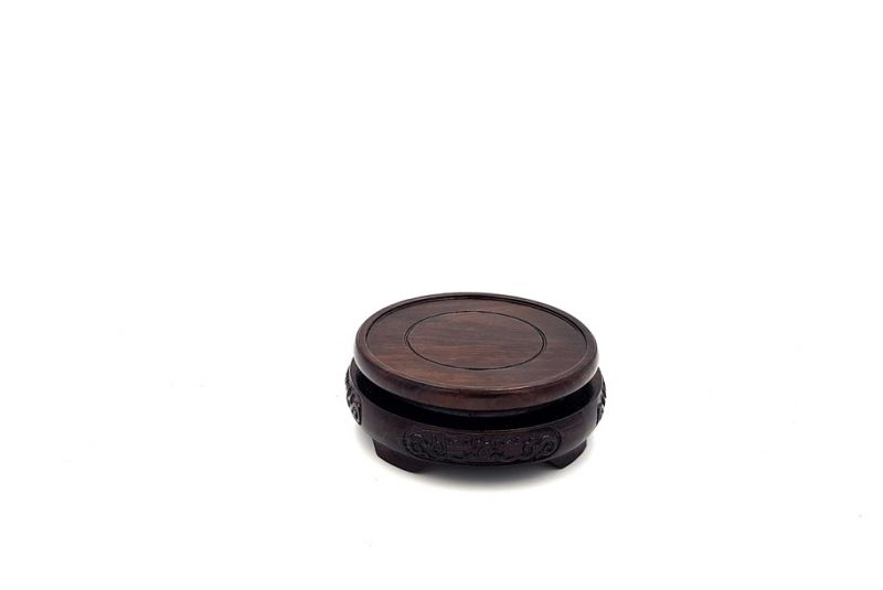 Support Chinois en Bois Rond 7,5cm