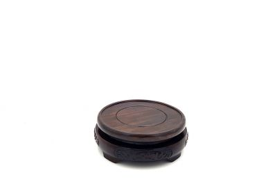 Support Chinois en Bois Rond 8,5cm